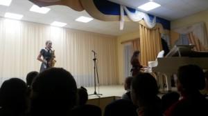 дуэт Немчинова Ольга и Остапович Екатерина