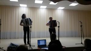 дуэт преподавателей: Смирнова И.С. и Иванова Т.Ю.