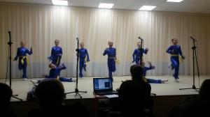 младшая группа хореографического отделения