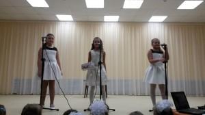Учащиеся хорового отделения