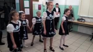 младшая вокальная группа хорового отделения
